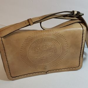 Patricia Nash tan bag
